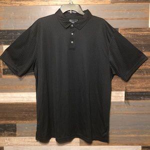 Men's PGA Tour Polo short sleeve shirt.